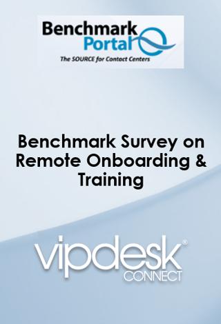 Benchmark Portal / SOCAP Survey