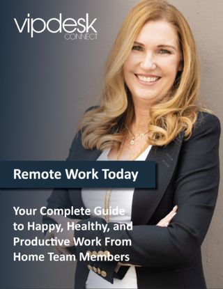 Remote Working Whitepaper Cover Image